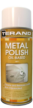 Metal Polish Oil-Based