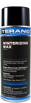 Winterizing Wax
