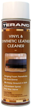 VINYL & SYNTHETIC LEATHER CLEANER