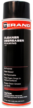 Cleaner Degreaser Foaming