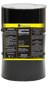 Degreaser and Deodorant Natural Citrus - 55 GAL 241855