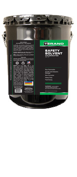 Safety Solvent Chlorinated - 5 Gal