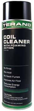 Coil Cleaner with Foaming Action 274