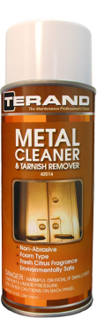 Metal Cleaner & Tarnish Remover