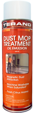 Dust Mop Treatment - Oil-Emulsion