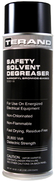 Safety Solvent Degreaser N-Propyl Bromide-Based