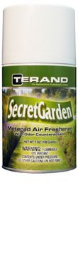 Metered Air Freshener - Secret Garden
