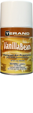 Metered Air Freshener - Vanilla