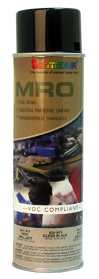 MRO PAINT - GLOSS BLACK